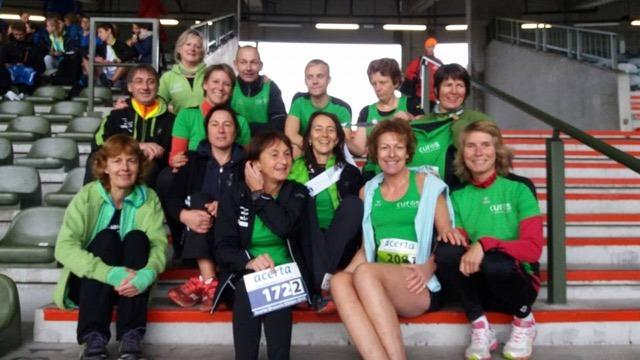 De Ekiden, de aflossingsmarathon op de Heizel was ook dit jaar een succes. Onder het recordaantal ploegen verdedigden ook 3 ploegen de kleuren van het Zateam. Proficiat aan alle deelnemers.