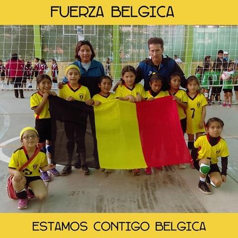 Onze club in Peru betuigt hun medeleven met de slachtoffers in Brussel en waren ongerust over onze leden. We hebben ze laten weten dat al onze leden veilig zijn.
