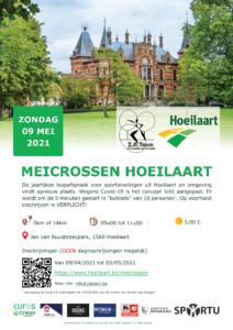 Affiche Meicrossen 2021